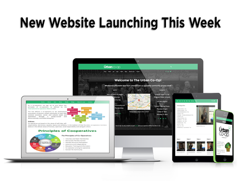 New Website Launching This Week!